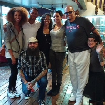 the day sinbad came to the shop