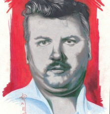 portrait of john wayne gacy