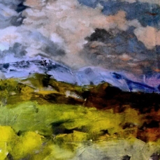 oil landscape oregon